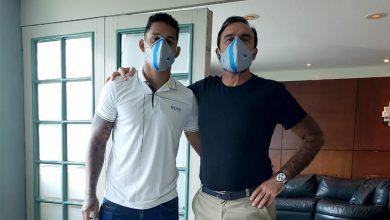 Photo of [FOTO] Emelec extiende contrato con el venezolano Edwuin Pernía
