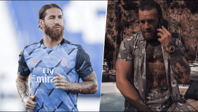Photo of [VIDEO] Sergio Ramos invitó a Conor McGregor a entrenar con Real Madrid