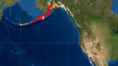 Photo of Un potente sismo de 7,8 remece islas de Alaska