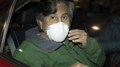 Photo of Alejandro Toledo alega que pedido para extraditarlo no procede por falta de acusación