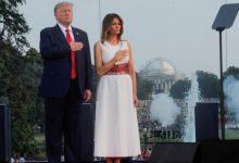 """Photo of En el acto del 4 de julio, Trump alabó la labor de los """"héroes estadounidenses"""" y remarcó que """"China debe rendir cuentas"""" por la pandemia"""