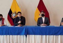 Photo of Vicepresidente habla de «iniciar un camino electoral» en el que «no necesariamente» sea él quien participe