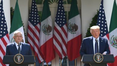 Photo of México «no se afecta» por impacto de visita de AMLO a Trump