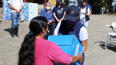 Photo of Entregan créditos y kits de alimentos en Napo