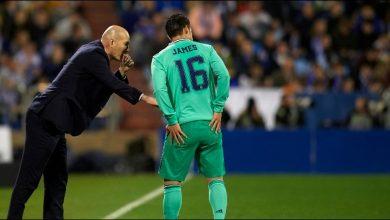 Photo of Zinedine Zidane le volvió a abrir la puerta del Real Madrid a James Rodríguez