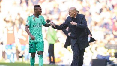 Photo of Problemas en Madrid: Zidane tiene cuatro bajas y el test de COVID-19 de Vinicius «salió mal»