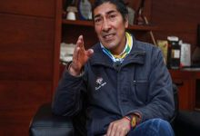 Photo of Yaku Pérez impulsa su precandidatura por Pachakutik con un tercer pedido de consulta minera en Azuay