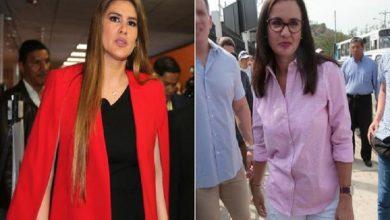 Photo of Marcela Aguiñaga y Cristina Reyes son promocionadas en redes sociales para la Presidencia