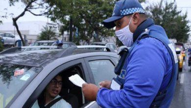Photo of ATM realiza operativos de control de circulación vehicular en Guayaquil después del feriado