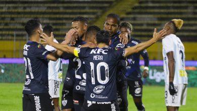 Photo of Lluvia de goles en el Atahualpa: Independiente del Valle goleó (3-0) a Guayaquil City