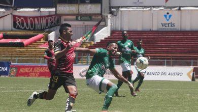 Photo of Orense se le lleva el empate (2-2) al Deportivo Cuenca