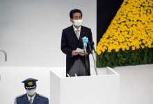 Photo of Abe de Japón, en el aniversario de la Segunda Guerra Mundial, promete no repetir la guerra y envía una ofrenda al santuario