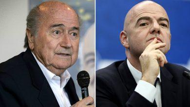 Photo of Blatter quiere que la comisión de ética de la FIFA investigue a Infantino