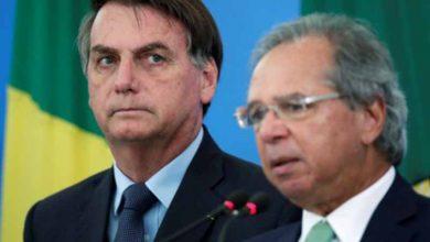 Photo of Bolsonaro y el ministro de Economía de Brasil se dividen sobre el gasto social