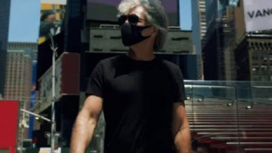 Photo of Bon Jovi recorre un desolado Nueva York en su nuevo vídeo