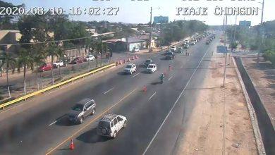 Photo of Guayaquil: 43 mil carros salieron a la Costa durante feriado del 10 de agosto, un 25 % menos que en 2019