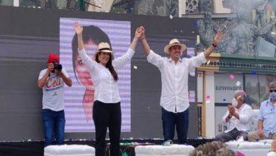 Photo of SUMA designa como su binomio a Guillermo Celi y Verónica Sevilla