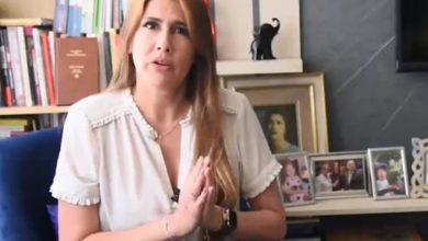Photo of Cristina Reyes: 'En esta hora de la Patria, los renunciamientos son necesarios'