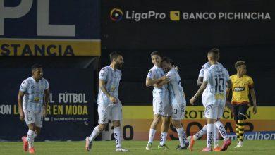 Photo of [VIDEO] ¡Se aleja la etapa! Guayaquil City derrota (2-1) a BarcelonaSC en Samanes