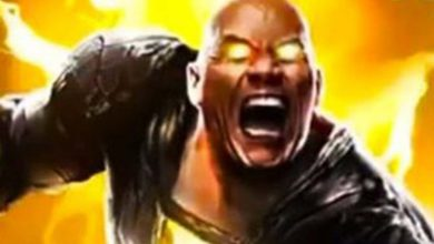 Photo of Así luce Dwayne Johnson como Black Adam; filtra primera imagen