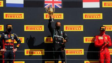 Photo of Lewis Hamilton, reina en su país en el GP de Gran Bretaña de Fórmula Uno