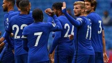 Photo of Chelsea y Brighton empataron en amistoso que marcó el regreso del público en Inglaterra