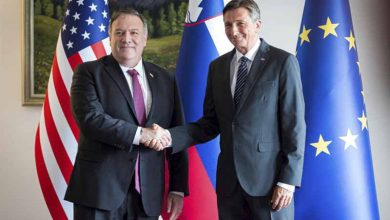 Photo of Mike Pompeo firmó un acuerdo con Eslovenia para excluir a Huawei del desarrollo de su red 5G