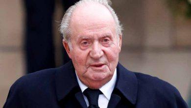 Photo of El ex rey de España Juan Carlos dice que su amante no le sirvió de testaferro