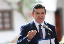 Photo of Juan Sebastián Roldán: Con el veto al COS Ecuador tendrá la posibilidad de discutir este código con tranquilidad