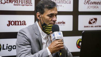 Photo of [VIDEO] Fabián Bustos destaca a su equipo y respalda a Jonatan Álvez