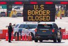 Photo of EEUU mantiene restricciones en frontera con México y Canadá