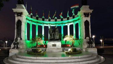 Photo of Por la Semana de la Sostenibilidad y Premios Latinoamérica Verde, los monumentos y edificios icónicos de Guayaquil se ilumina de verde