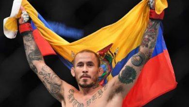 Photo of Marlon 'Chito' Vera tendría una gran pelea el 21 de noviembre en la UFC