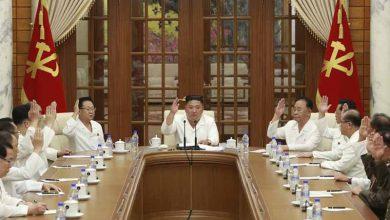 Photo of Kim Jong Un pide prepararse para el virus y el tifón Bavi