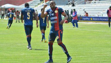 Photo of Olmedo remonta para vencer (1-3) a Técnico Universitario en Ambato