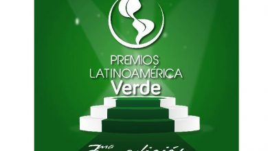 Photo of Hoy sábado 22 de agosto es la gala de los Premios Latinoamérica Verde 2020