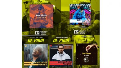 Photo of Rocko & Blasty en play list internacionales de Spotify