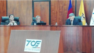 Photo of Ángel Torres, juez del TCE inadmite recurso del movimiento Podemos y contradice fallo del juez, Fernando Muñoz