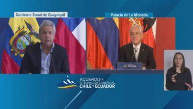 Photo of Ecuador y Chile concretan un nuevo acuerdo comercial