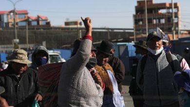 Photo of Ocho días de protestas asfixian a Bolivia