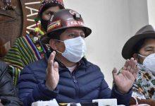Photo of La COB exige al TSE y a la Asamblea Legislativa elecciones para el 11 de octubre