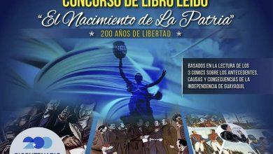 Photo of Concurso de Libro Leído titulado » El Nacimiento de la Patria: Doscientos años de Libertad»
