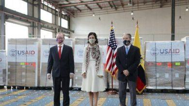 Photo of Coronavirus Ecuador: 200 respiradores de Usaid fueron recibidos y Juan Carlos Zevallos muestra optimismo por cifras en Quito