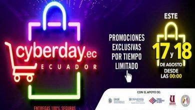 Photo of Cyberday.ec se realiza este 17 Y 18 de agosto para impulsar la economía mediante el comercio electrónico