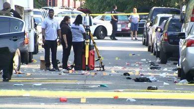 Photo of Tiroteo en DC deja 1 muerto y unos 20 heridos