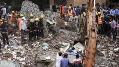 Photo of Varios muertos tras derrumbe de edificio en India