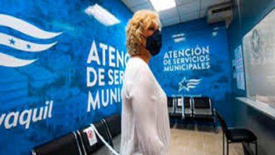 Photo of La Alcaldesa inauguró la Ventanilla Universal de Posorja.