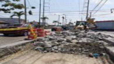 Photo of La Dirección de Obras Públicas del Municipio de Guayaquil continúa atendiendo a los barrios y ciudadelas del norte de la ciudad