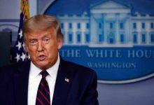 """Photo of """"Fue la más mala e insolente"""": lo que opina Donald Trump sobre Kamala Harris"""