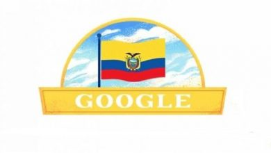 Photo of 10 de agosto: Google dedica su 'doodle' a Ecuador por el Día de Independencia